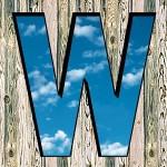 Clipart: Programmsymbol Word