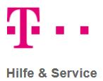 T-Online Hilfe-Logo